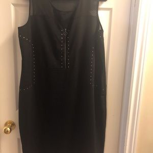 Truss Holiday MBLM dress